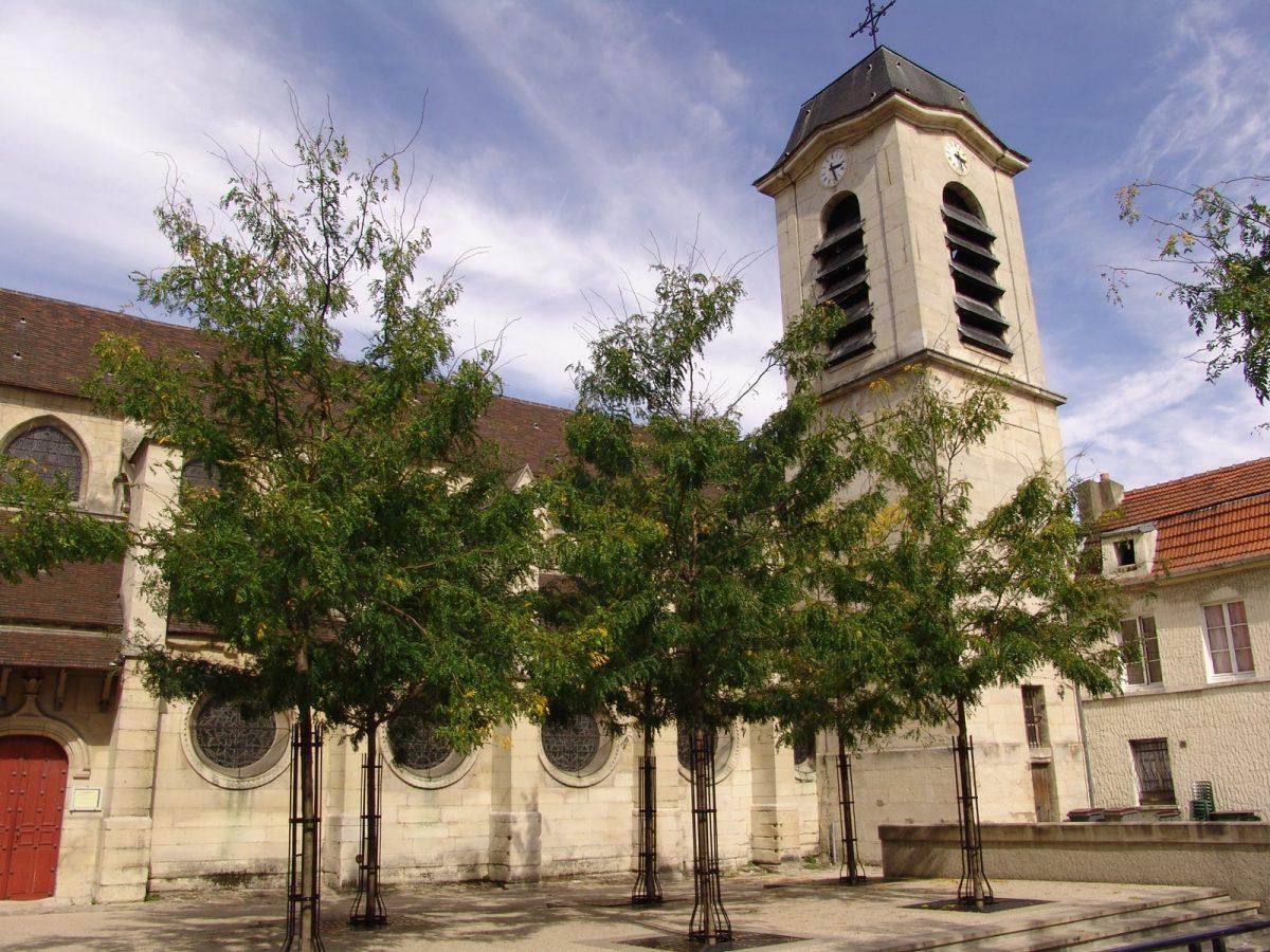 eglise saint denys arcueil