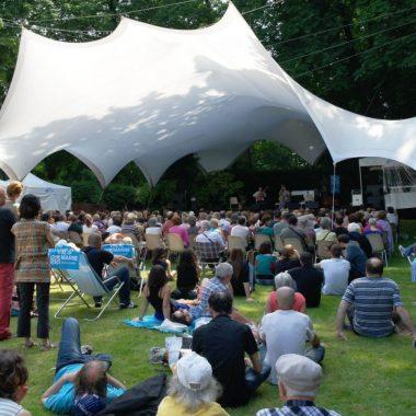 Profitez de l'été – les Samedis Musicaux dans les Parcs
