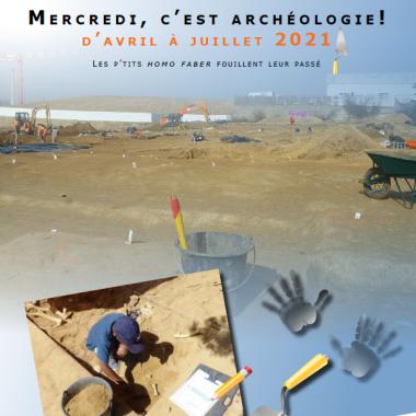 Mercredi, c'est archéologie au Parc des Hautes-Bruyères