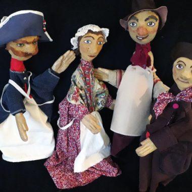 Marionnettes – Guignol déménage