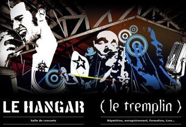 LE HANGAR, LE TREMPLIN