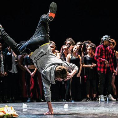 Atelier Danse Hip-hop Cie du Sillage