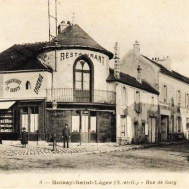 Balade dans le centre historique de Boissy-St-Léger