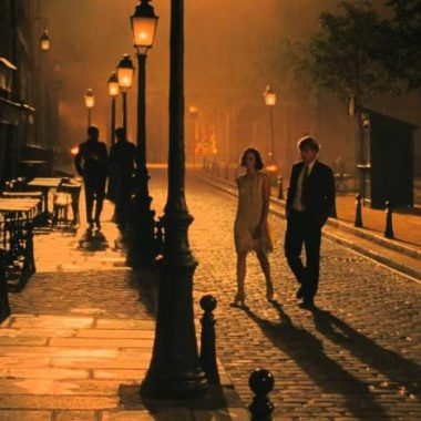 L'Ile de la Cité dans le cinéma romantique