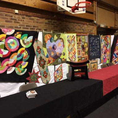 Salon des Arts textiles et Puces des Couturières