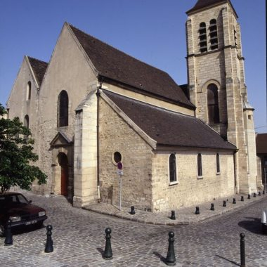 ÉGLISE SAINT-PIERRE-SAINT-PAUL