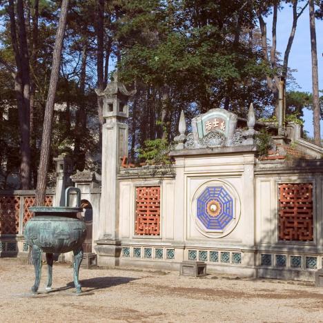 Le jardin d'agronomie tropicale du Bois de Vincennes
