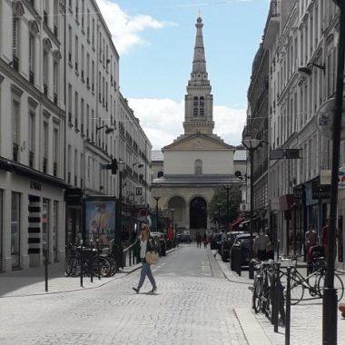 Jeu de piste , étonnant 15e arrondissement