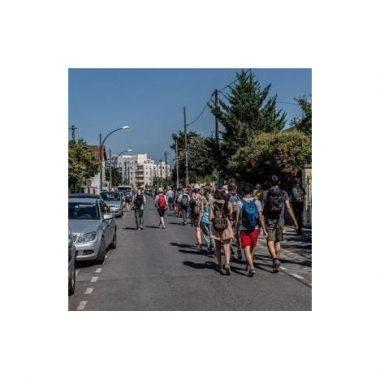Jour 4 de Versailles-Chantiers à Gif sur Yvette, les ateliers piétons du Grand Paris