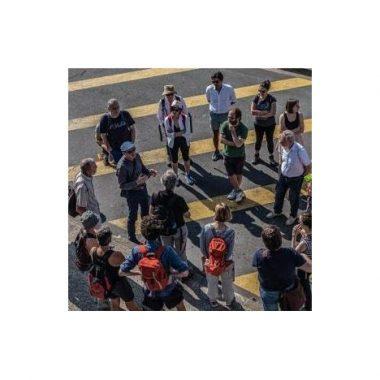 Jour 9 de Champs sur Marne à Chelles : Les ateliers piétons du Grand Paris
