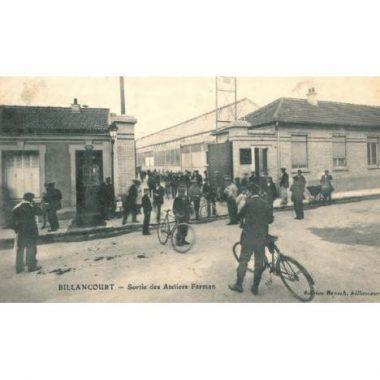 Le parcours industriel : sur les traces du « made in Boulogne » – conférence virtuelle