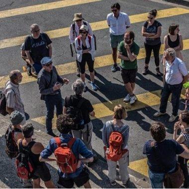 Jour 5 de Palaiseau à Orly : Les ateliers piétons du Grand Paris