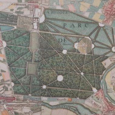 Les dessous d'une carte de l'Est parisien – virtuel
