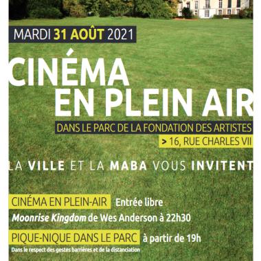 Cinéma en Plein Air et Pique-nique à Nogent