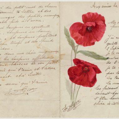 Mémoire de confinement aux Archives départementales
