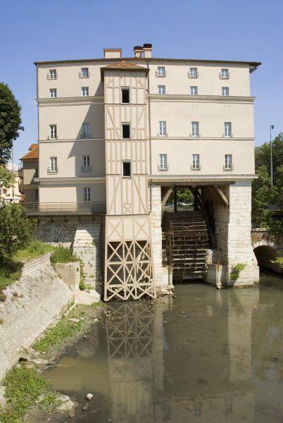 moulin chaussee saint maurice