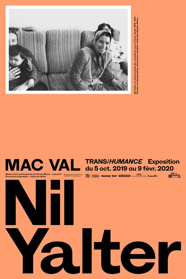 Exposition TRANS/HUMANCE au MAC VAL