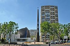 Expositions, Concerts et découvertes à la Cathédrale de Créteil