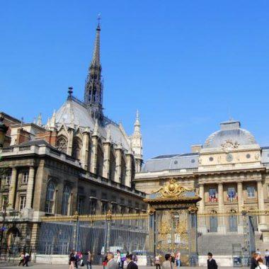 L'ancien Palais de Justice de Paris – Conférence virtuelle