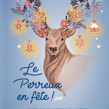 Marché de Noël et Animations au Perreux