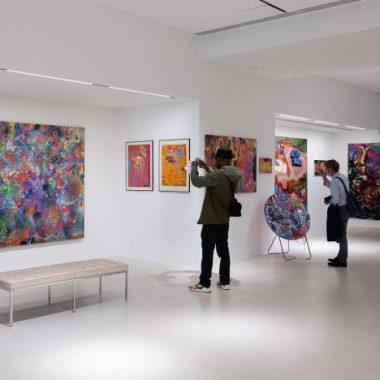 Visite VIP de l'exposition Graffiti à La Fab. – FESTIVAL PHENOMEN'ART