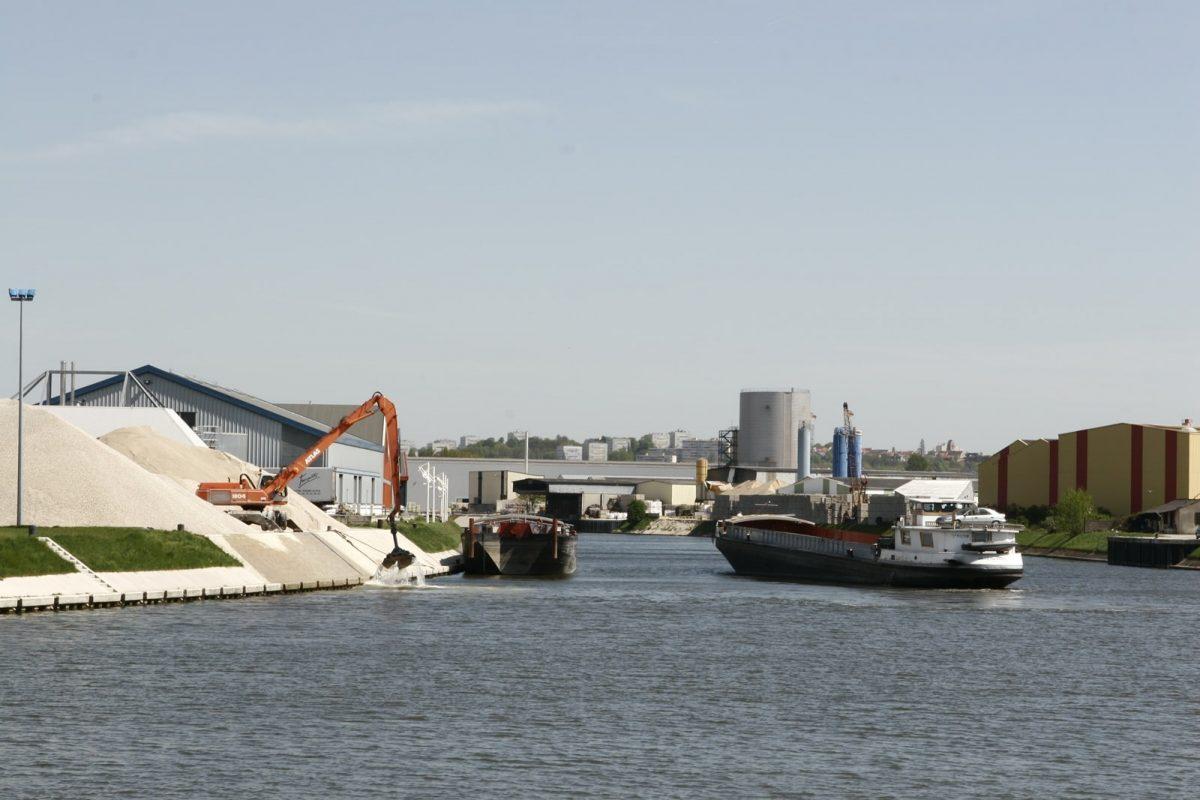 port bonneuil