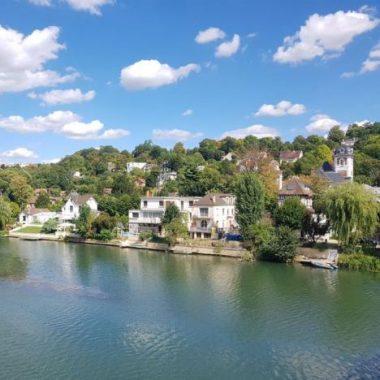 Paysages du Val-de-Marne : randonnée « Marne et centres-villes»