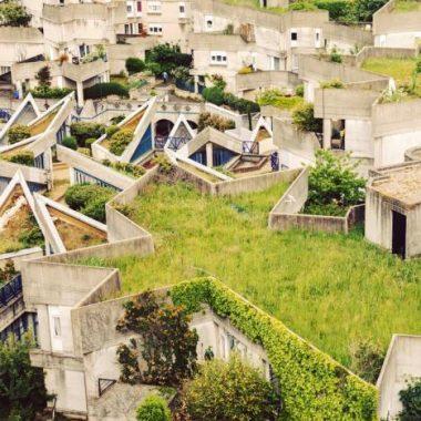 Les Étoiles de Renaudie à Ivry-sur-Seine, un projet architectural avant-gardiste – Visite virtuelle
