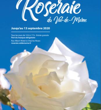 Goutez l'été à la Roseraie du Val-de-Marne