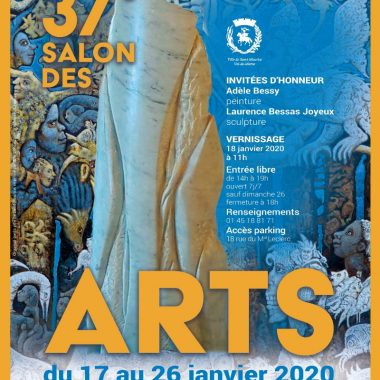 Salon des Arts de Saint-Maurice