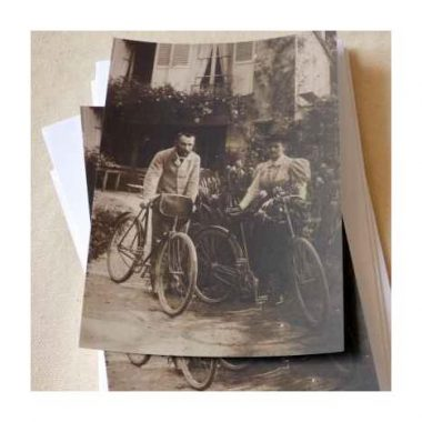 Promenade guidée sur les traces de la famille Curie