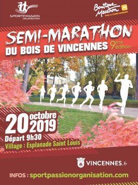 Course Semi-Marathon du Bois de Vincennes