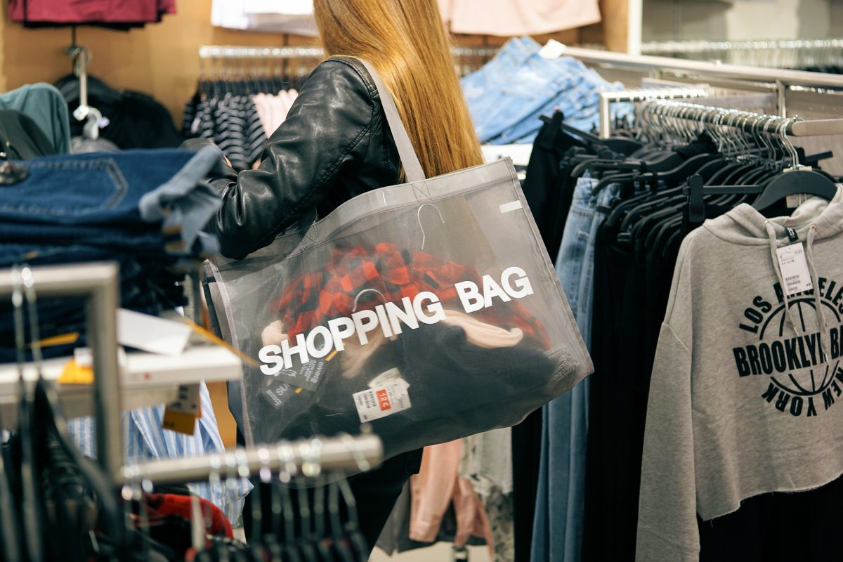 shopping magasin