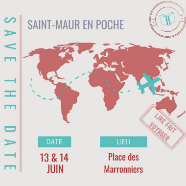 Salon International du Livre de Poche : Saint-Maur en Poche