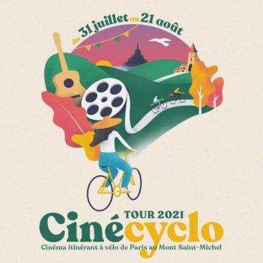 Soirée Cinecyclo à Sceaux sur la Véloscénie