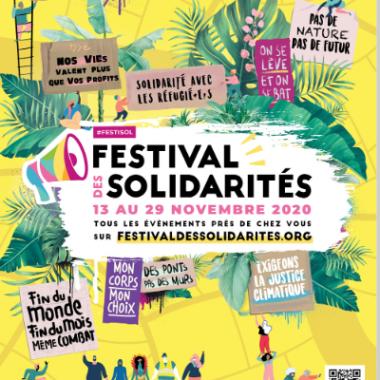 Festival des Solidarités : Le Val-de-Marne rêve d'un Notre monde !
