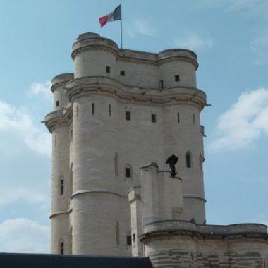 Spécial automne – visite guidée du château de Vincennes