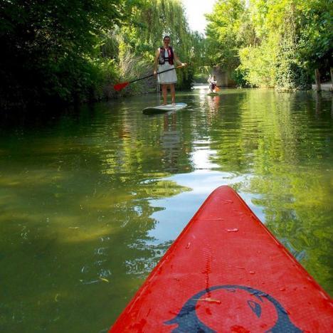 Découvrez la Marne en Stand Up Paddle