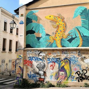 Street art – La Butte aux Cailles insolite et secrète