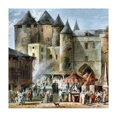 Du Grand Châtelet à Fresnes : sur les traces des prisons du vieux Paris – Conférence virtuelle