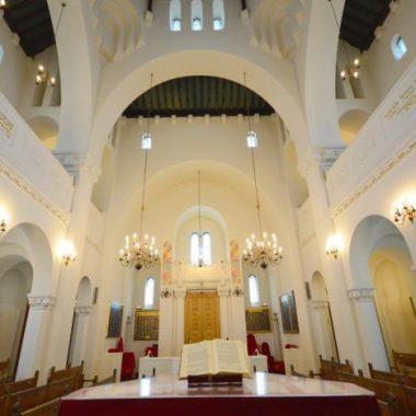 La Synagogue de Boulogne  : Un havre de paix et de lumière
