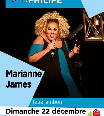 Spectacle Tatie Jambon de Marianne James