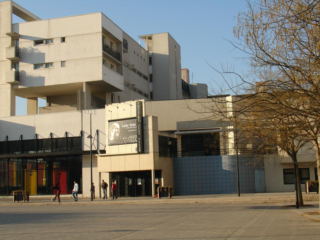 theatre-jean-vilar
