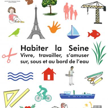 Habiter la Seine – Maquette Virtuelle