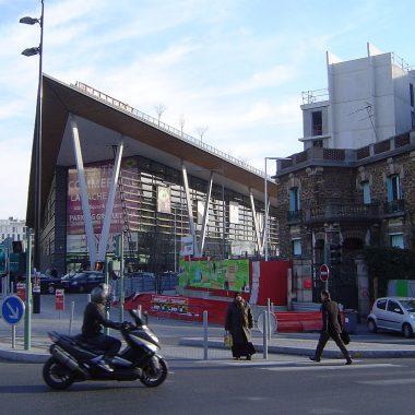 CENTRE COMMERCIAL LA VACHE NOIRE