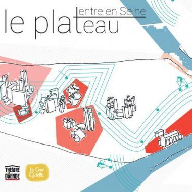 Voyage à vélo et écriture d'une chanson sur les bords de Seine