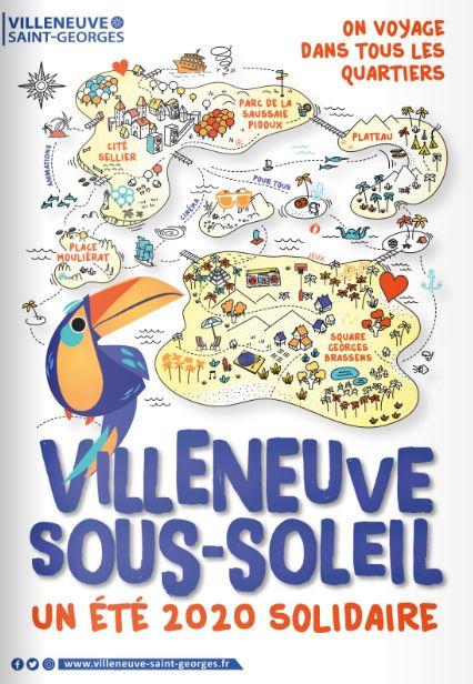 Villeneuve sous soleil 2020