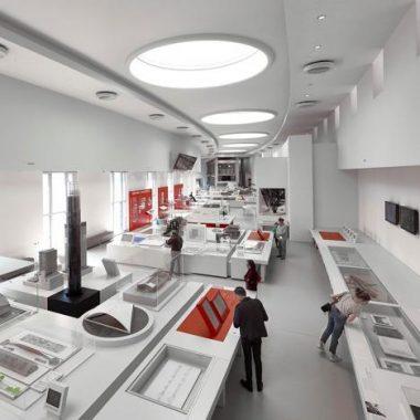 Cité de l'architecture et du patrimoine – Visite guidée sur l'architecture moderne et contemporaine