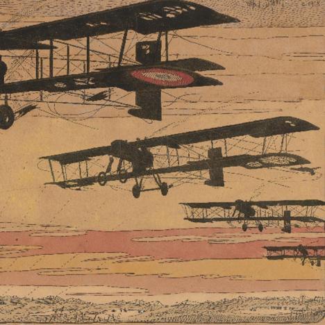 Visite -Atelier «les petits aviateurs» – Pour les 7-10 ans