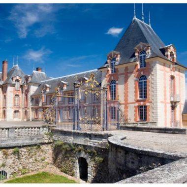 Visite commentée du Château de Grosbois – Journées du patrimoine